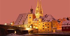 Advent v Regensburku z Mladé Boleslavi