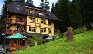 Hotel Modrava