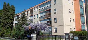 Apartmánový dům Erkel **