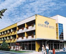 Apartmánový hotel Bük ***