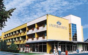 Apartmánový hotel Bük