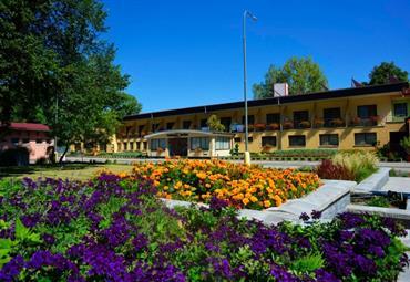 Hotel Thermal Varga, Hotel Aqua