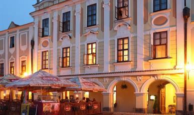 Hotel U Černého orla ***
