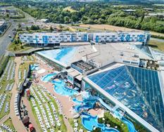 Aquapalace Hotel Prague ****