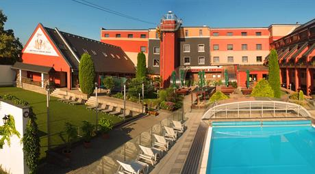 Wellness hotel Panorama