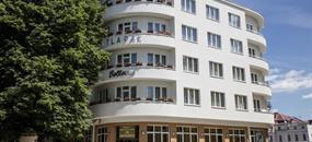 Hotel Bellevue Tlapák