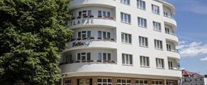 Hotel Bellevue - Tlapák