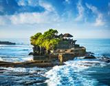 Chrámy, vodopády, rýžové terasy, ostrov Lembongan a pláže Bali