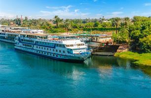 Plavba po Nilu za historií Faraonů a pobyt u moře
