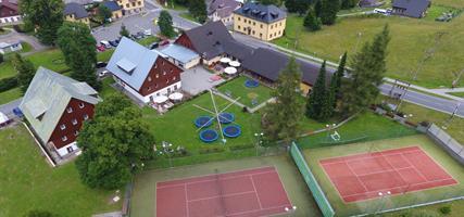 Hotel Skiland Ostružná