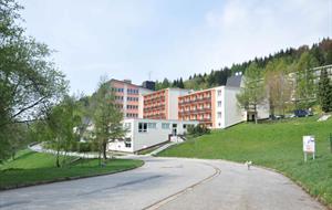 Hotel Dlouhé Stráně - hlavní budova