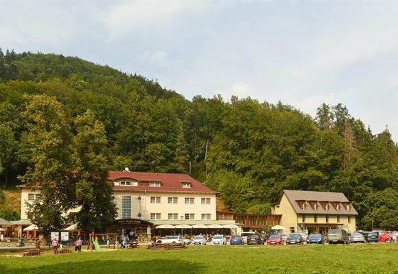 Hotel Skalní mlýn ***