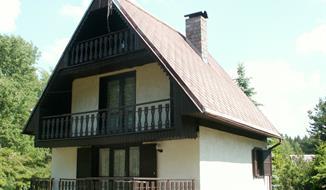 Chata Velké Dářko