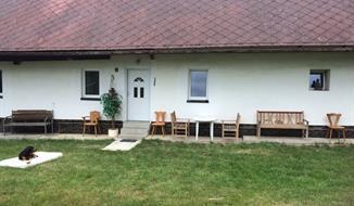 Chalupa Hradiště u Domažlic
