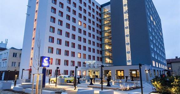 Comfort Hotel Prague City East