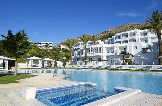 Hotel Dimitra Beach *****