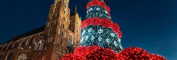 Advent v Krakově
