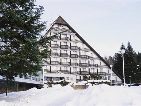 Ski hotel Vysočina
