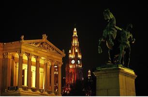 Adventní metropole na Dunaji - Bratislava, Budapešť a Vídeň