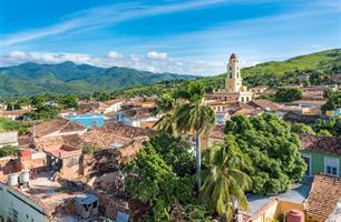 Velký okruh Kubou s koupáním na Varaderu