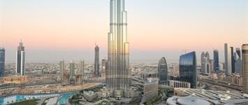 Dubaj - perla orientu + EXPO