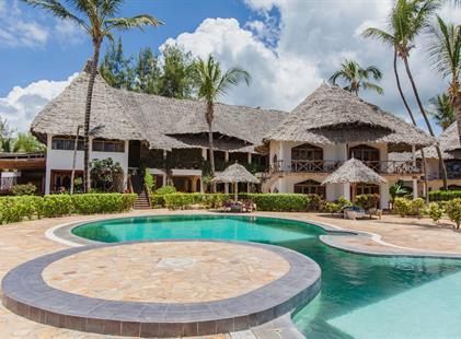 Hotel Waridi Beach Resort and SPA