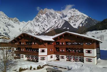 Marco Polo Alpina Sporthotel