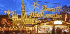 Advent ve Vídni z Moravy
