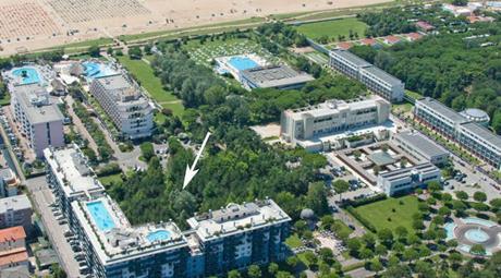 Residence Delle Terme (dodavatel 2) - Bibione Terme
