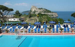 Hotel Cartaromana - Ischia