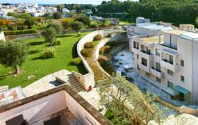 Hotel Basiliani - Otranto