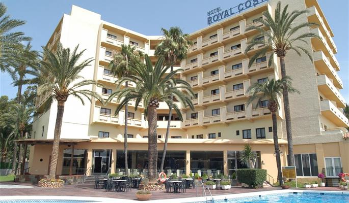 HOTEL ROYAL COSTA ***