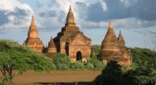 MYANMAR - TO NEJLEPŠÍ 10 DNÍ / 9 NOCÍ
