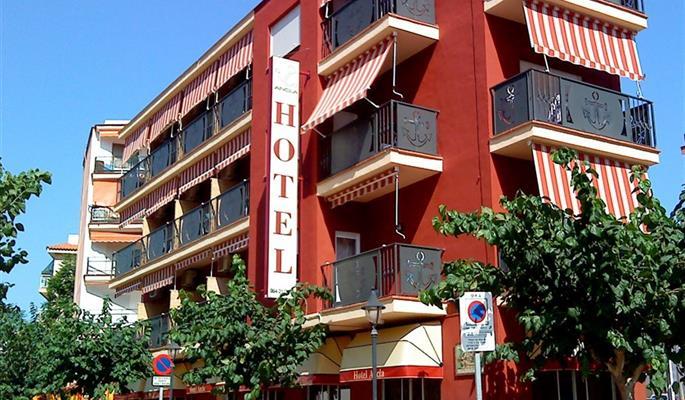 HOTEL ANCLA *