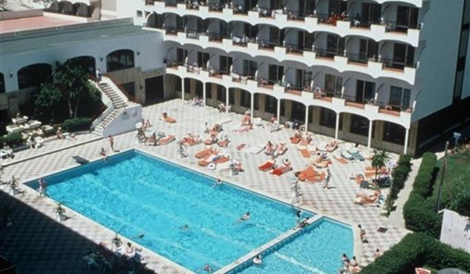 HOTEL MONARQUE FUENGIROLA PARK ****