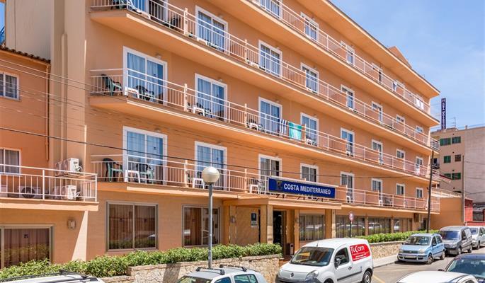 HOTEL COSTA MEDITERRANEO **