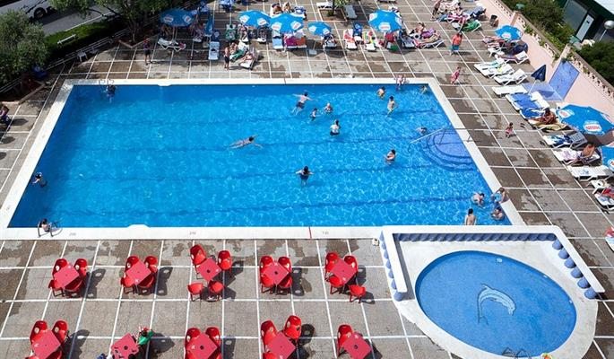 HOTEL HTOP MOLINOS PARK ***