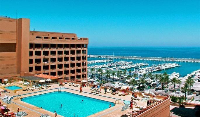 HOTEL LAS PALMERAS ****