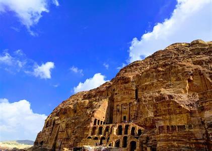 Jordánsko - za památkami 7 nocí / 8 dní