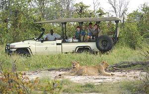 TANZÁNIE: Nejlepší safari - 7 dní / 6 nocí