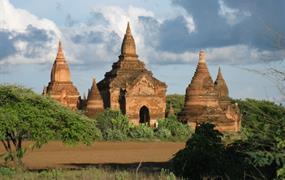 KRÁSY MYANMARU - TO NEJLEPŠÍ 10 DNÍ / 9 NOCÍ