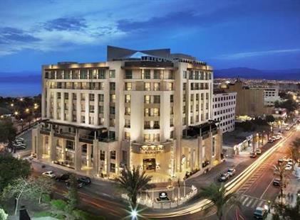 Aqaba / Rudé moře: DOUBLETREE HOTEL BY HILTON