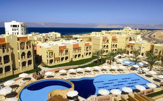 Aqaba / Rudé moře: MARINA PLAZA TALA BAY
