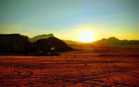 Kouzelné Jordánsko