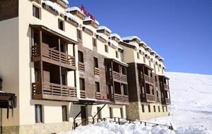 Hotel Alpina - lyžování v Gruzii