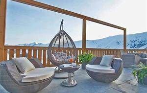 Hotel Gudauri Inn - lyžování v Gruzii