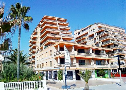 Apartmány Playamar