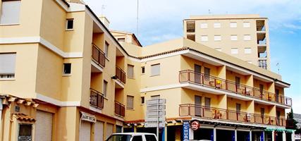 Apartmány Playa Parada