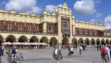KRAKOV - jagellonská perla s návštěvou Wieliczky