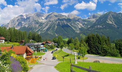 DACHSTEIN A SCHLADMINGSKÉ TAURY s letní kartou Schladming-Dachstein